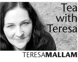 Teresa - column