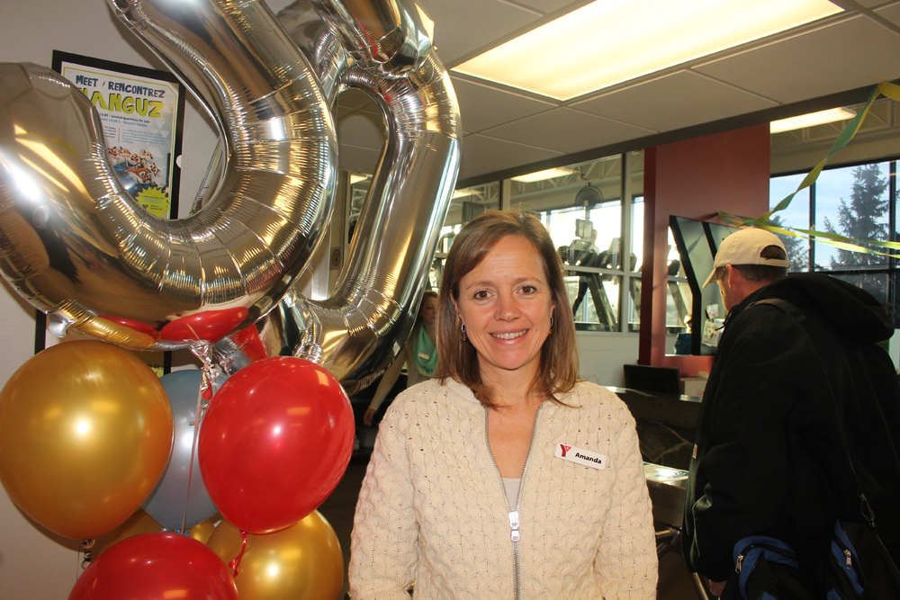 "The YMCA of Northern B.C commemorates 50 years in Prince George Monday with a birthday cake and celebration. CEO Amanda Alexander said in a news release that ""over 50 years, the Y has brought so many positive outcomes to our community. Coming to the YMCA is truly beneficial for so many reasons; it's a place that fosters social inclusion and ensures that everyone has access to health and wellness regardless of financial barriers and it builds self esteem and productivity."" Teresa MALLAM/Free Press"