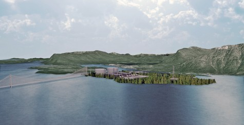 LNG export terminal proposed by Petronas-led group for Lelu Island at Prince Rupert port is one of a series of new shipping facilities being considered for B.C.'s North Coast, with others at Kitimat and Stewart. Pacific Northwest LNG