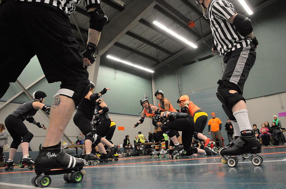 Kamloops roller derby