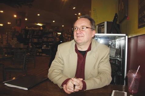 Innovation Central Society executive director Robert Quibell. Bill PHILLIPS/Free Press