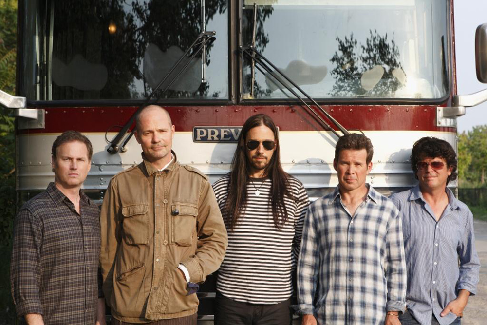 The Tragically Hip are coming back to Prince George. They will play CN Centre September 26. Photo by Gordon Hawkins