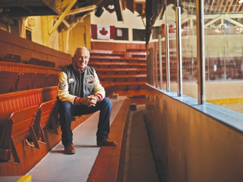 Ron MacLean and the Hometown Hockey tour will be stopping in Prince George this weekend. Courtesy Rogers Sportsnet